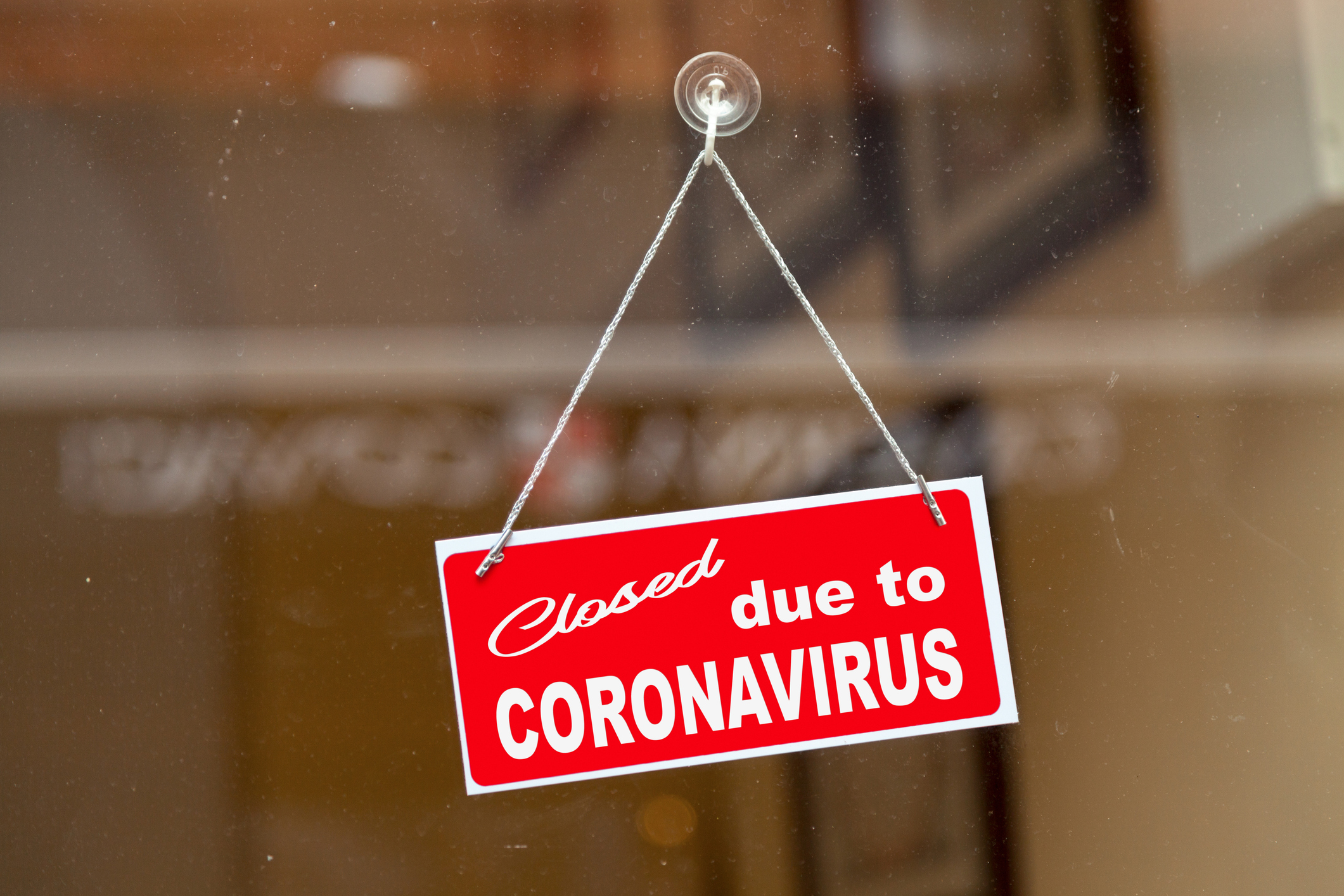 Coronavirus small business perspective