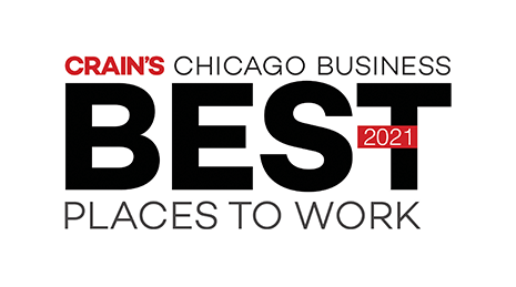 Crain's Chicago Best Place to Work
