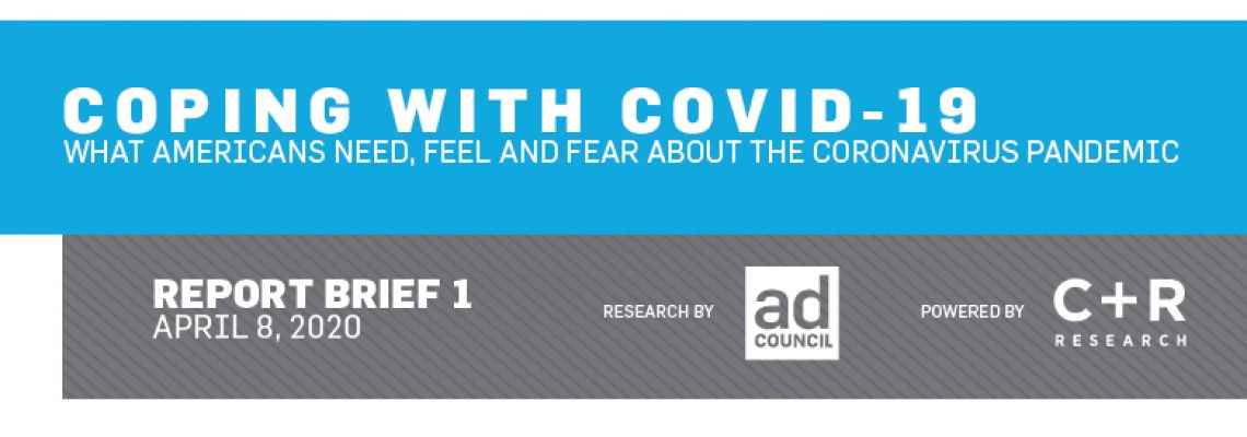 C+R Partners With The Ad Council For Ongoing Coronavirus Research