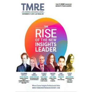 TMRE The Market Research Event