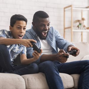 youth and family research video games